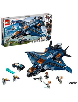 Lego Marvel Avengers Ultimate Quinjet 76126 by Lego
