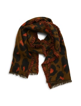 Jungle Cat Scarf by Madewell