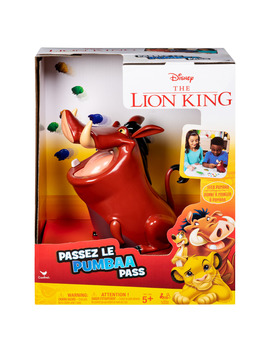 Disney Lion King Pumbaa Pass Game For Families, Teens, And Adults by Cardinal Games
