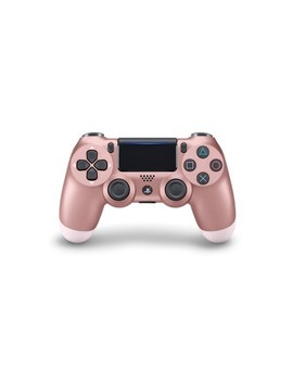 Dual Shock 4 Wireless Controller For Play Station 4   Rose Gold by Sony
