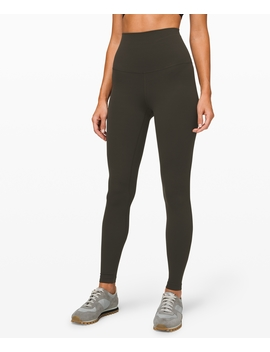"""Align Super High Rise Pant 28""""New Nulu™ by Lululemon"""