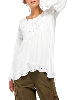 Sea Of Love Blouse by Free People