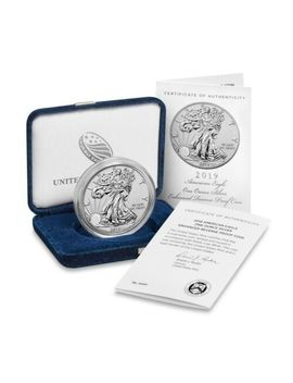 American Eagle 2019 One Ounce Silver Enhanced Reverse Proof Coin (Confirmed) by Ebay Seller
