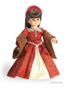 """Dress Medieval Carpatina Doll Clothes 18\"""" Fits American Girl Dolls by Carpatina"""
