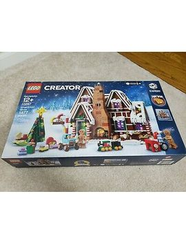Lego 10267 Creator Gingerbread House Brand New Sealed Christmas by Lego