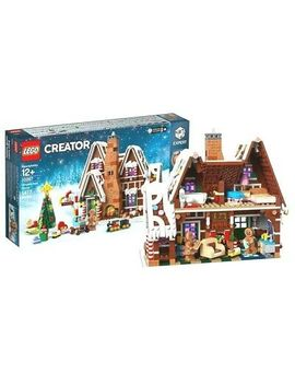 Lego Creator Gingerbread House 10267 Winter Village Brand New Sealed Exclusive by Lego