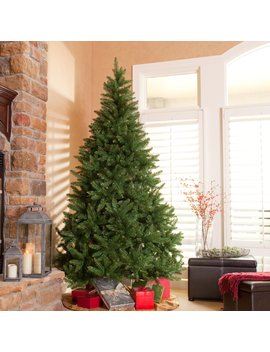 Classic Pine Full Unlit Christmas Tree by Finley Home