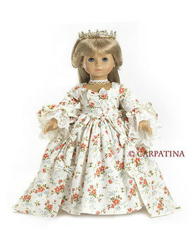 """Doll Clothes 18\"""" Dress Marie Antoinette Carpatina Made For American Girl Doll by Carpatina"""