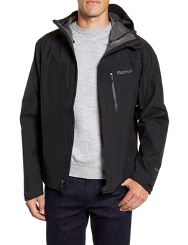Minimalist Gore Tex® Waterproof Hooded Jacket by Marmot