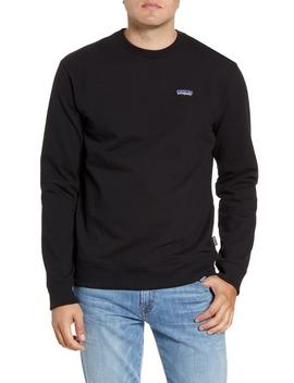 P 6 Label Uprisal Crewneck Sweatshirt by Patagonia