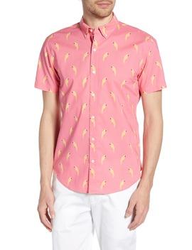 Riviera Slim Fit Macaw Print Shirt by Bonobos