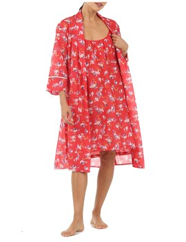 Ruby Jean Strappy Nightie by Papinelle