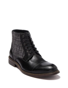 Stark Lace Boot by Robert Graham