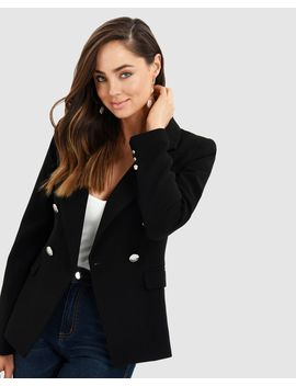 Madyson Double Breasted Blazer by Forcast