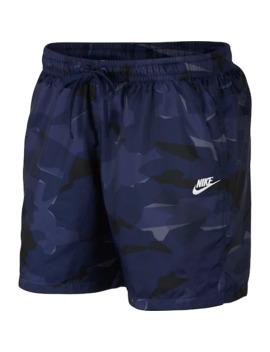 Men's Nike Sportswear Camo Woven Shorts by Nike