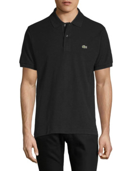 Casual Cotton Polo by Lacoste