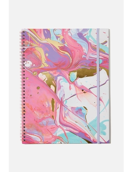 A4 Spinout Notebook Recycled by Cotton On