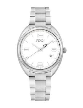 Womens Momento Swiss Quartz Bracelet Watch, 34mm by Fendi