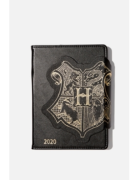 Harry Potter 2020 A5 Shaped Diary by Cotton On