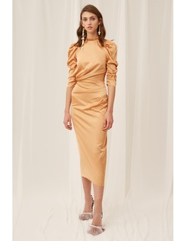 Own It Midi Dress by Bnkr