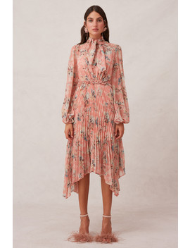 Unravel Long Sleeve Dress by Bnkr