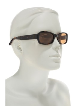 Adely 53mm Rectangular Sunglasses by Kate Spade New York