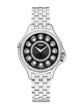 Women's Crazy Carats Quartz Bracelet Watch, 33mm by Fendi