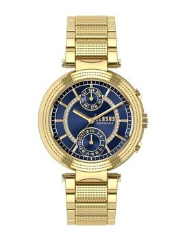 Women's Versus By Versace Star Ferry Chronograph Bracelet Watch, 38mm by Versus Versace