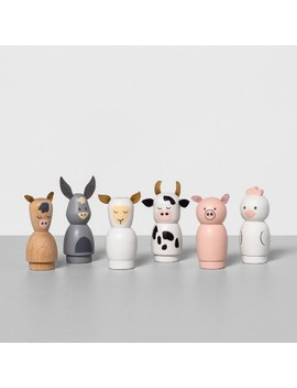 6pk Kids' Play Animals   Hearth & Hand™ With Magnolia by Hearth & Hand With Magnolia