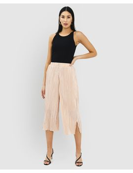 Hope Pleated Culottes by Forcast