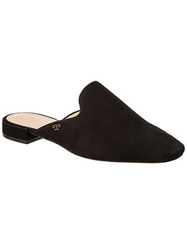 Tory Burch Carlotta Suede Slipper by Tory Burch