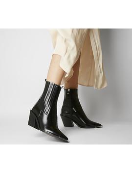 Arabella High Cut Western Boots by Office