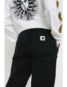 Carhartt Wip   Pantalon Pierce Noir by Carhartt Wip