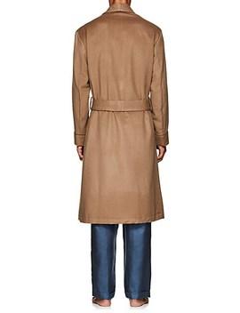 Wool Cashmere Felt Robe by Barneys New York