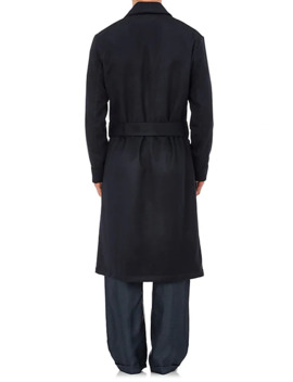 Wool Cashmere Robe by Barneys New York