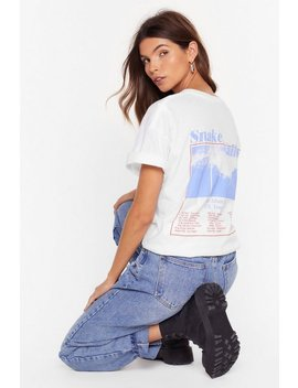 Welcome To Snake Valley Graphic Tee by Nasty Gal