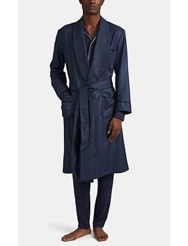 Wool Robe by Barneys New York