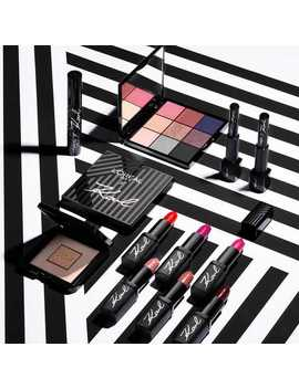 L'oreal Paris X Karl Lagerfeld Lipstick 1 Kultured by Superdrug