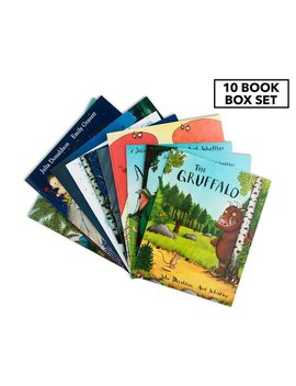 The Julia Donaldson Collection 10 Book Pack by Julia Donaldson