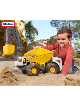 Little Tikes Monster Dirt Digger Truck by Little Tikes