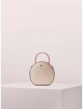 Andi Glitter Mini Canteen Bag by Kate Spade