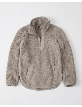 The Essential A&F Sherpa Fleece by Abercrombie & Fitch