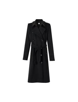 Burberry Kensington Belted Trench Coat/19 No Foto by Burberry
