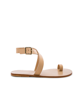 Nicole Sandal In Natural by Tkees