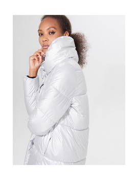 Утепленная куртка Oversize by Mohito