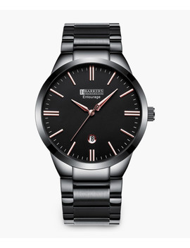 Entourage Dual Tone Watch by Barkers Of Kensington