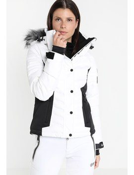 Luxe Snow Puffer   Skijacke by Superdry