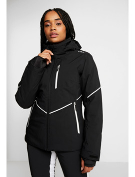 Woman Jacket Zip Hood   Skijacke by Cmp