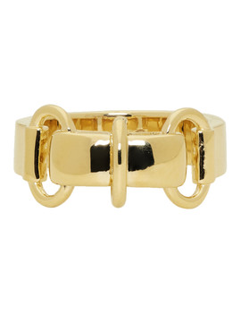 Gold Cybill Ring by A.P.C.