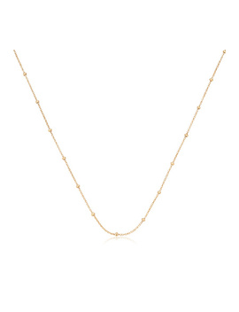 """Fine Beaded 21""""   24"""" Chain by Monica Vinader"""